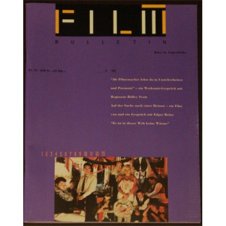 FILMBULLETIN (Magazin)