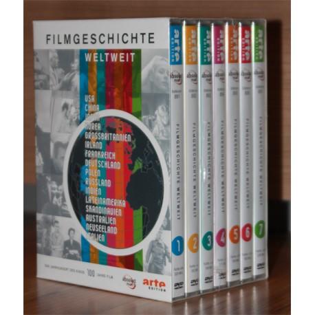 Filmgeschichte Weltweit DVD-Box
