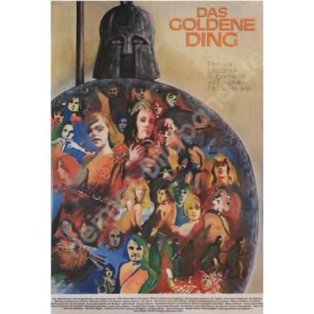 Plakat DAS GOLDENE DING