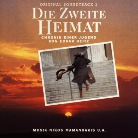 Soundtrack-CD DIE ZWEITE HEIMAT Vol. 2
