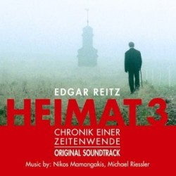 Soundtrack-CD CD HEIMAT 3